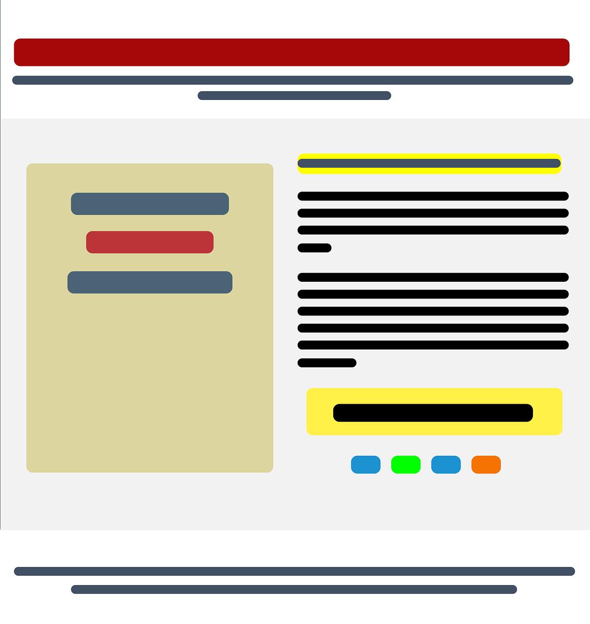 Creación de landing page diseño
