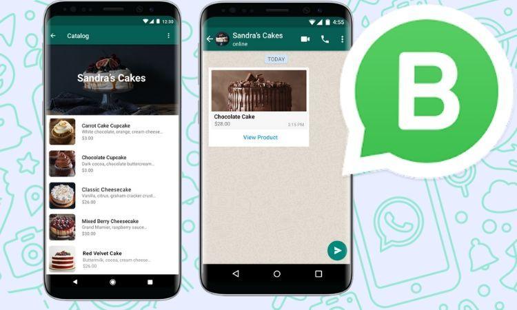 WhatsApp business lanza su propio catálogo de productos
